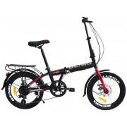 Велосипед 20 LUNOX складной со скоростями