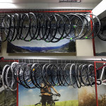 Bicycle wheels can be bought from us!