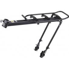 Багажник  KAIWEI KW-620-09 крепление на подседел и верхние перья на велосипед