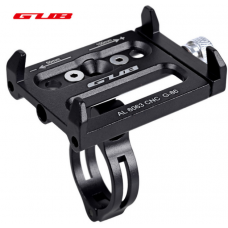 Mount the holder for the smartphone on the bike GUB G-86