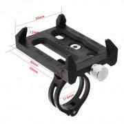 Тримач для телефона на руль велосипеда GUB G-83 Black