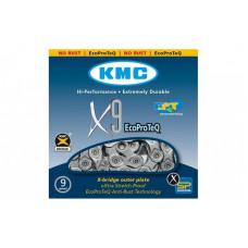 Chain KMC X9 EPT 9 speed