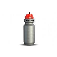 Бутылка на велосипед GUB MAX Smart Valve серая с красным 650ml