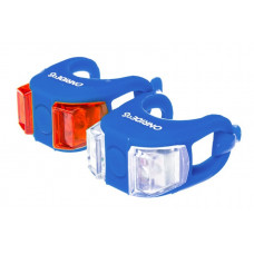 Flashers ONRIDE Dual set (front + rear) blue
