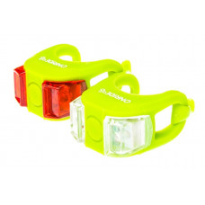Flashers ONRIDE Dual set (front + rear) green
