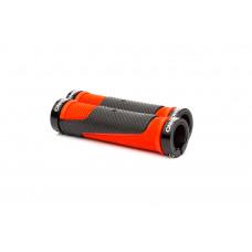 ONRIDE DualGrip handlebars. Black / Red