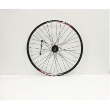 """Front wheel 26"""" disc brake industrial bearing mod 026"""