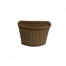Корзина детская плетёная (СR-03/01) коричневая