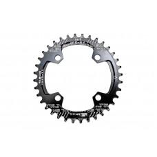 Звезда шатуна на велосипед 32T SNAIL Narrow Wide AL BCD 96 мм