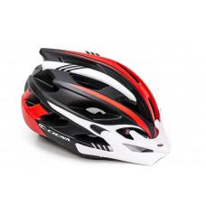 Шлем велосипедный Cigna WT-016 черно-красный