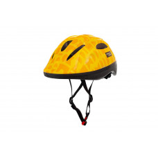Шлем FLASH желтый