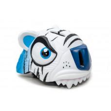 Шлем велосипедный детский Cigna Тигр белый