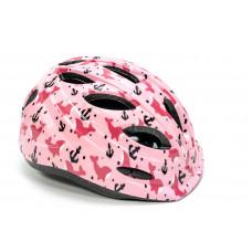 Шлем детский FSK KY501 коралловый