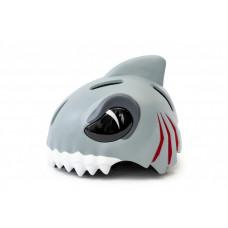 """Шлем детский велосипедный CIGNA """"Белая акула"""""""