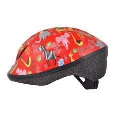 Шлем FUNN 2.0 Animals красный