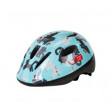 Шлем KITY голубой