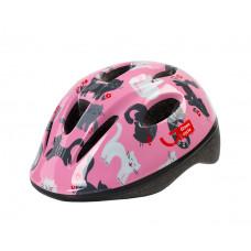 Шлем KITY розовый