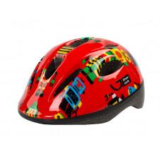 Шлем ROBOT красный