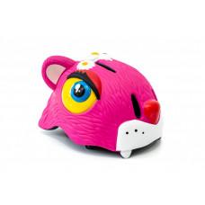 Шлем Cigna Леопард Розовый