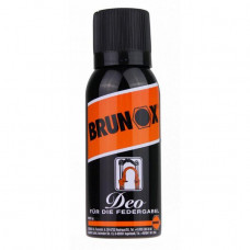 Brunox Deo forks and shock absorbers lubricant, spray, 100 ml., (Switzerland)