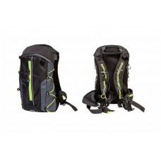 Рюкзак Bravvos QIJIAN BAGS B-300 44х26х9cm черно-серо-зеленый