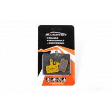 Гальмівні колодки Alligator для Shimano M475/M525 органіка OEM
