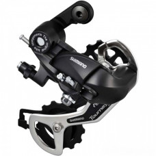 Перекидка задняя Shimano Tourney RD-TX35 на велосипед