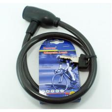 Замок велосипедный TY414 8x650mm